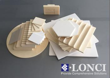 Wear Acid and Alkali Resistance Alumina Ceramic Plates with Thickness from 0.2mm to 50 Mm